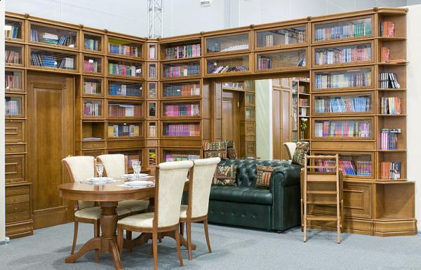 Библиотеки-кабинеты рокос.